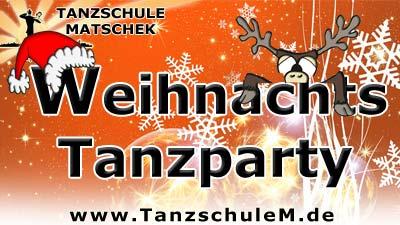 Tanzschule Matschek Weihnachtsparty