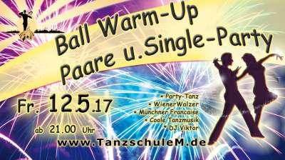 Tanschule Matschek Ball Warm Up
