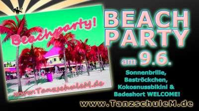 tanzschule matschek beachparty