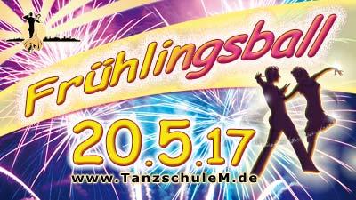 Tanzpartie in der Tanzschule Matschek