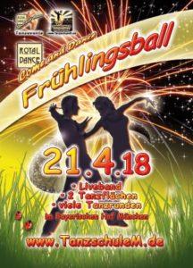Der Fruehlingsball der Tanzschule Matschek