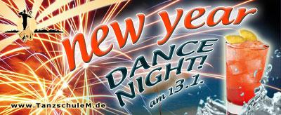 Tanzschule Matschek New Year Tanzparty