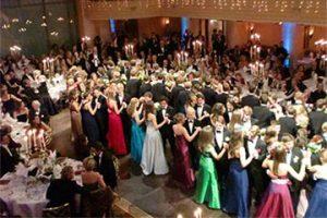 Tanzschule Matschek Einmarsch der Paare