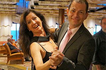 Tanzpaar Tanzschule