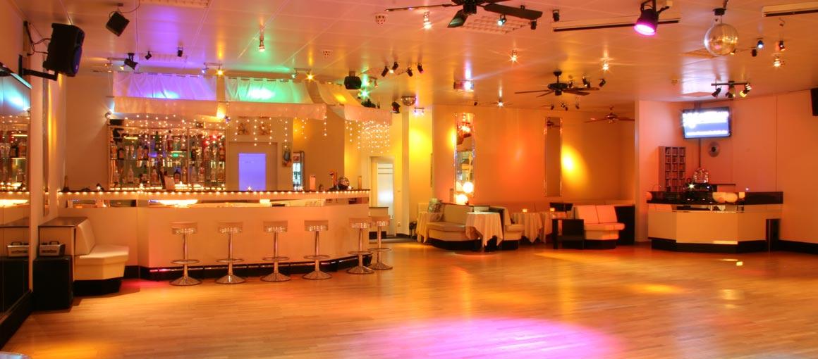 Location Tanzschule Bar