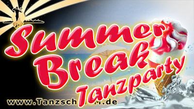Summerbreak Tanzparty der Tanzschule Matschek