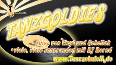 Tanzschule Matschek TANZGOLDIES live von Schallplatte, Vinyl und Schellack 400