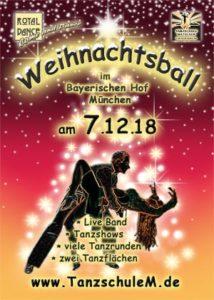 Der Weihnachtsball der Tanzschule Matschek