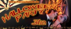 Halloween Tanzparty am 31.10. in der Tanzschule Matschek