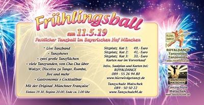 Frühlingsball 2019 Tanzschule Matschek Bayerischer Hof München Seite 2