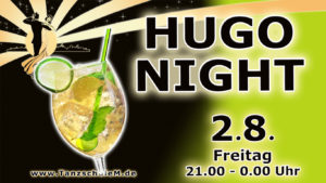 HUGO Night Tanzparty in der Tanzschule Matschek