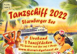 Tanzschiff Sommernachtsball 2022